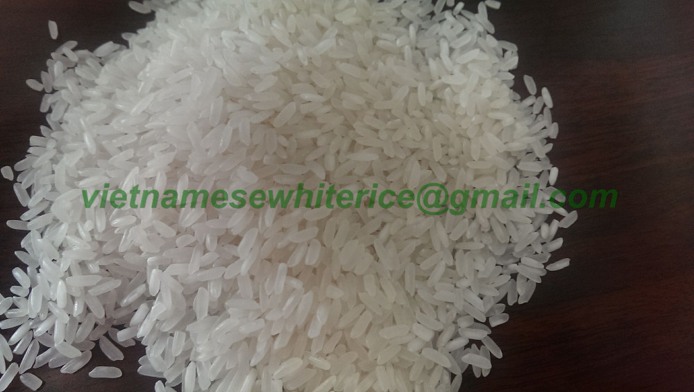 HIGH QUALITY VIETNAM JASMINE RICE 5% BROKEN - 2016 NEW CROP
