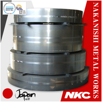 Reliable and Handmade secondary steel coil with multiple functions made in Japan