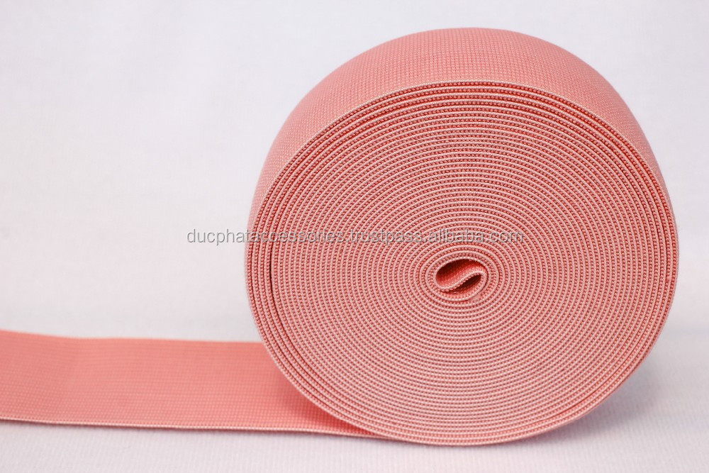 20mm colorful and high quality elasticband for clothes