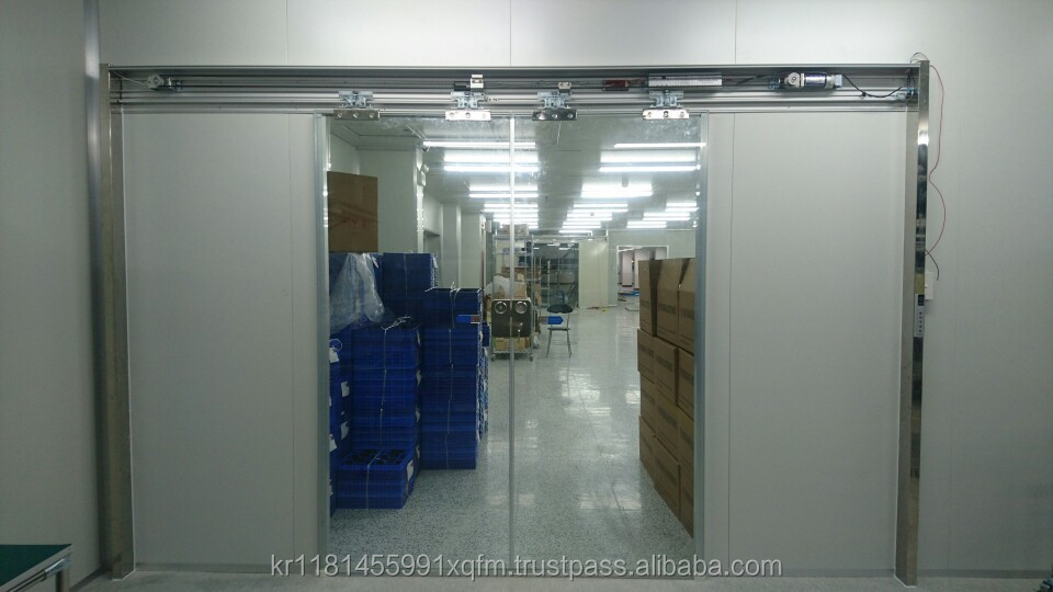 Automatic Sliding Door Operator (DC model)