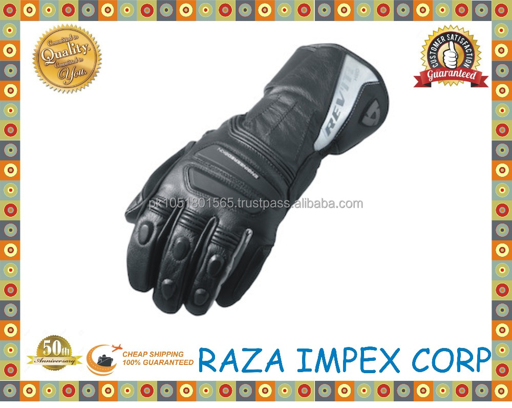 Very fashionable wholesale black Motorcycling gloves motorbike gloves motor cross off road gloves