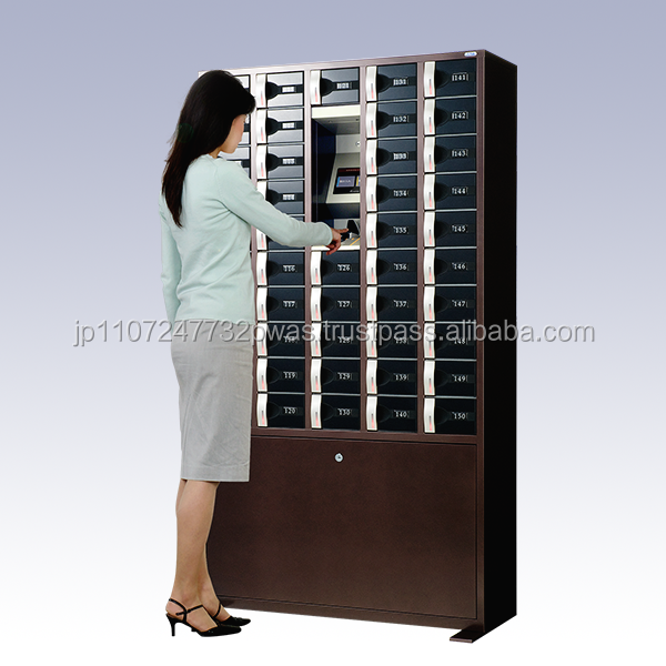 Smart and Reliable wallet safe box for Laboratory and office