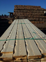 Decking, wall panels, flooring,