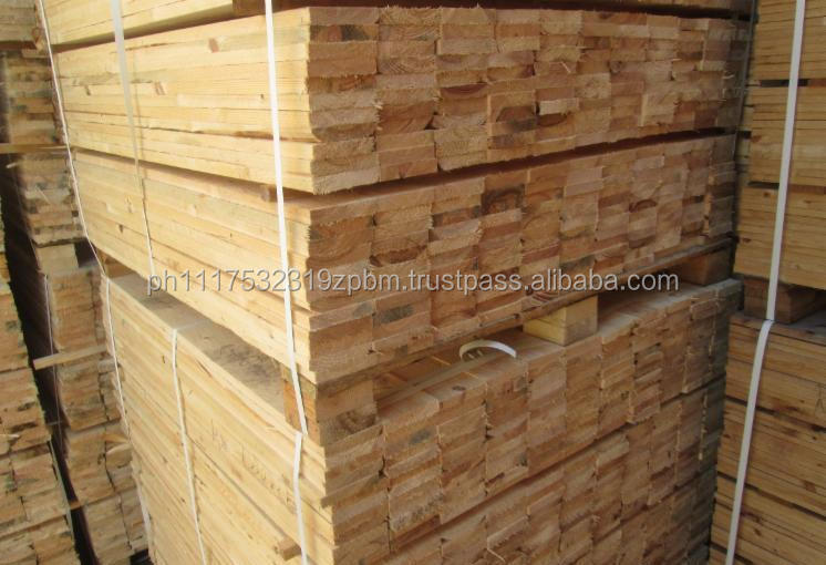 Pine hard wood for manufacturing pallets.