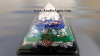 Orgone Six Layer Pyramid : Orgone Pyramid : Wholesale Orgone From India