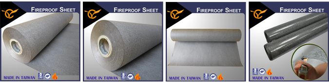 Wholesale After Fire Or Heat Will Expand Fireproof Paper