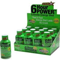 6 HOUR POWER LEMON LIME 017165