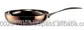 3 ply Copper aluminium stainless Cookware set 12 pieces pot & pan serie Copper