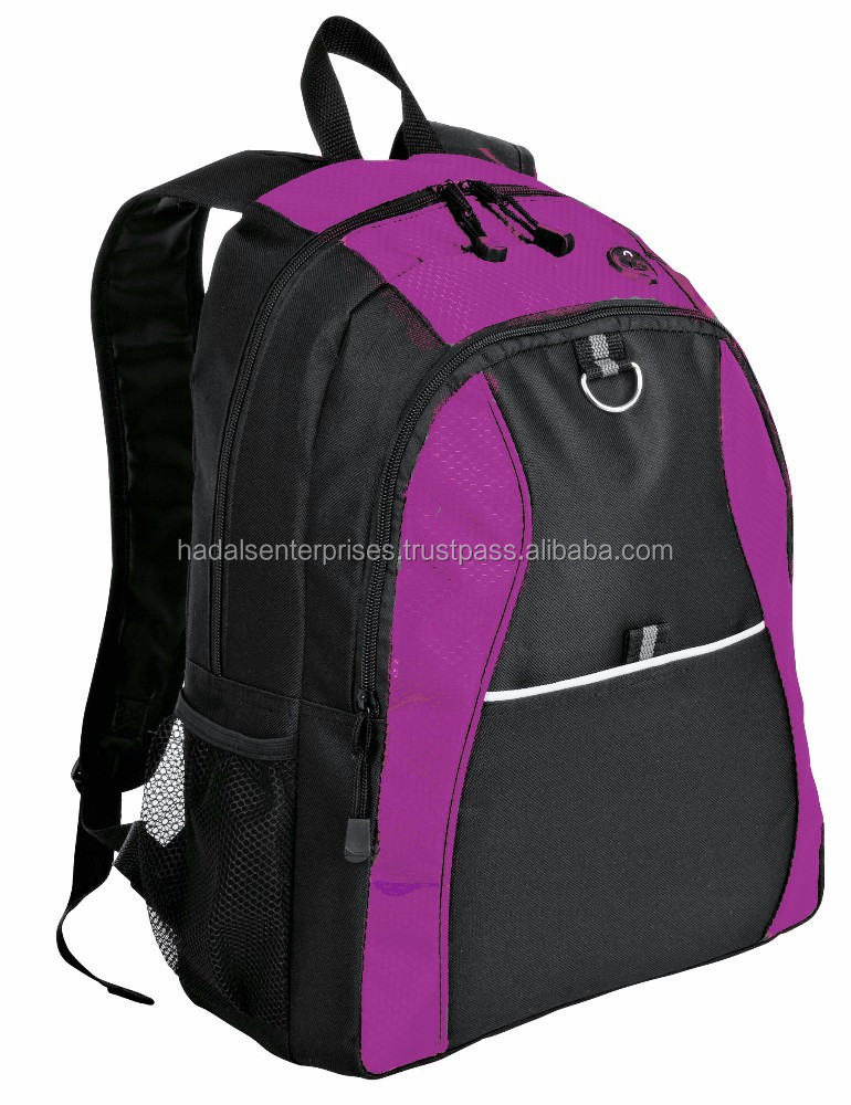 600D polyester School bags, Backpack 600D polyester, Book bags