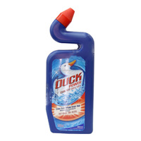 CLEANING CHEMICAL / BATHROOM CLEANING / DETERGENT / DUCK Toilet Bleach Super Strong 500ml