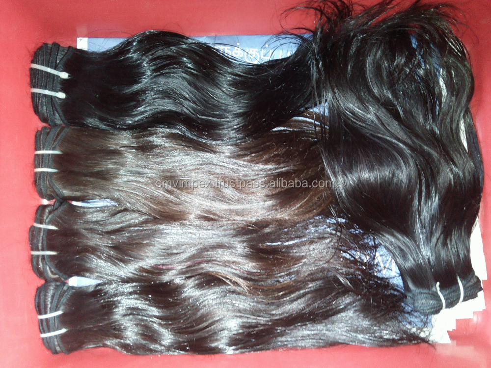 Alibaba india best Hot 6A Remy Virgin Indian Hair Body Wave 100% Unprocessed Indian Hair Extension.Hot selling remy hair only