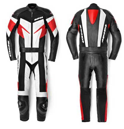 ROAD MASTER MOTORBIKE/MOTORCYCLE RACING LEATHER SUIT CE APPROVED FULL PROTECTION