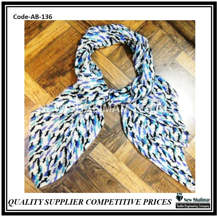 Latest Printed Designs Men Scarf Stoles Shawls