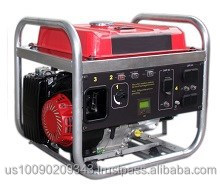 Double sine wave gasoline 5250W inverter generator deluxe
