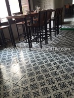 Moroccan Cement Tile, French Cement Tiles, VST Product Vietnam Encaustic Handmade Cement Tiles