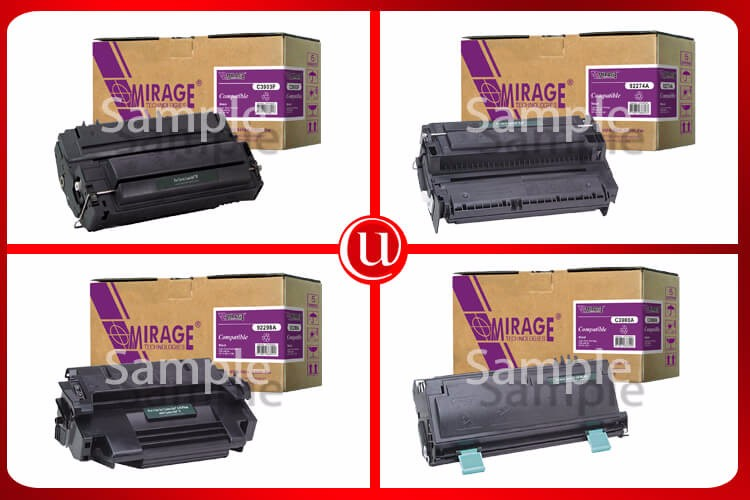 Laser Remanufactured Printer Toner Cartridge For HP Q7581-83A