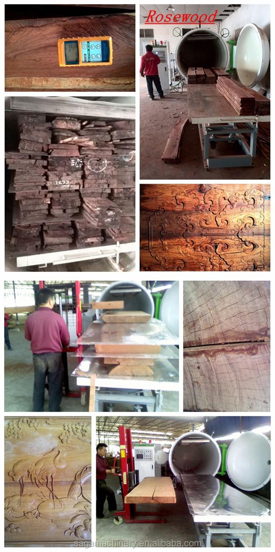 HFVD100-SA SAGA High Frequency Wood Drying Machine, View ...