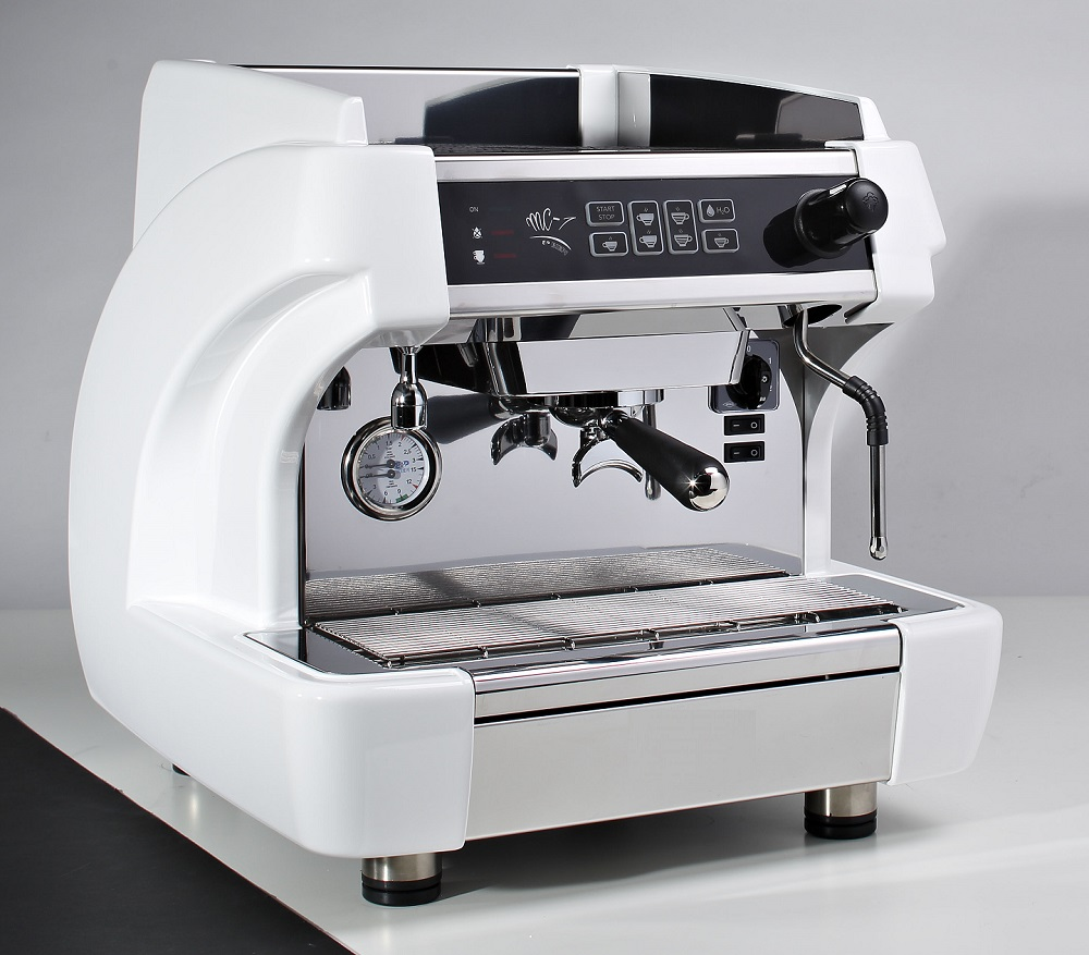 Made in Italy 969 Commercial espresso coffee machine MC1 - 1 group electronic