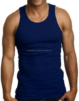 Custom Brand Printing Fitness Tank Top, 100% Cotton Man GYM Tank Top, Lady GYM Bra Dry Fit