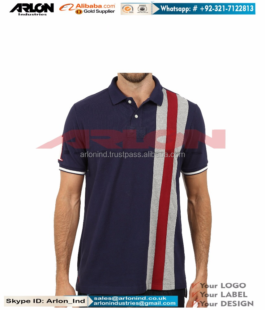Men Polo- Shirts Wholesale Clothing Apparel Factory Men's Plain Custom Embroidery High Quality 100% C
