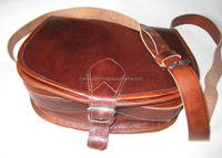 Moroccan Leather Cabas bag