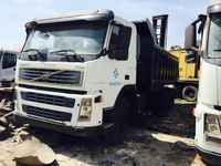 high quality used volvo dump truck new arrival ,lorry in china