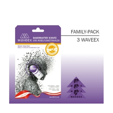 Family-Pack | 3 WAVEEX gespart