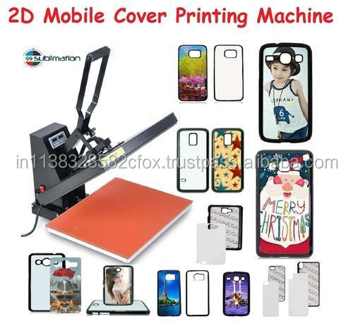 2D Mobile Cases Sublimation Printing Machine (100)