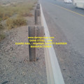 Road Safety Guard Rail Barrier Manufacturer UAE - DANA STEEL