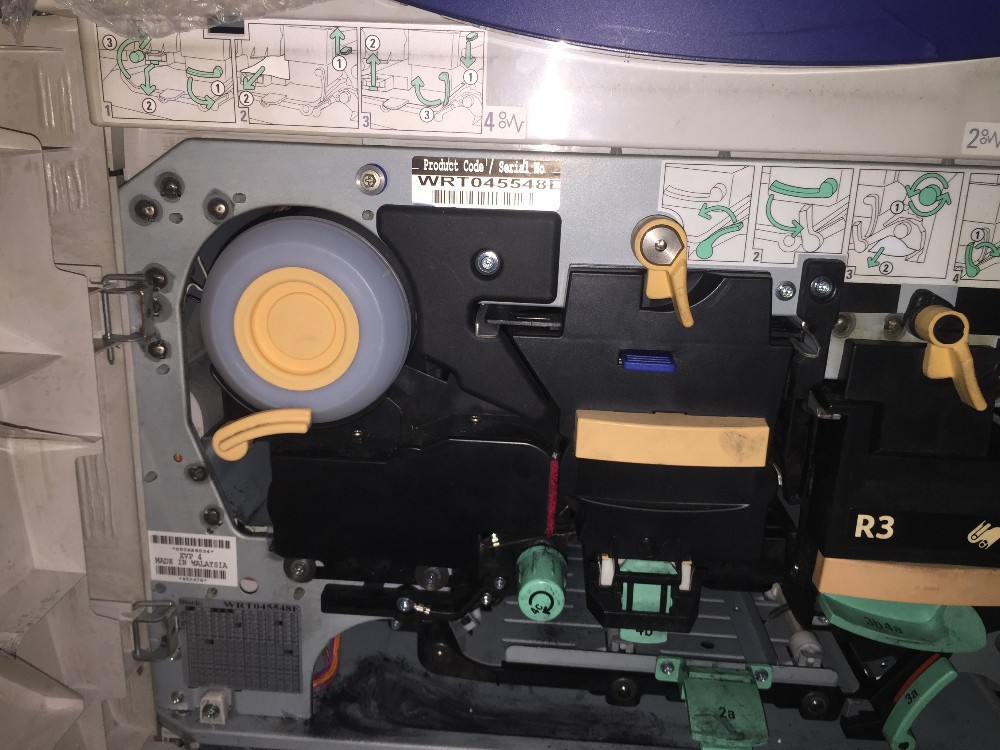 Купить мфу xerox workcentre 5638 с лотком подачи большой емкости (5638sbcdh) фото 2