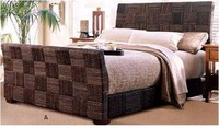 water hyacinth furniture ,bar chairs ,dining sets ,bed with best price
