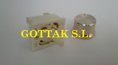 Rotary Switch for Medical Equipment and Ceramic Wall Switch