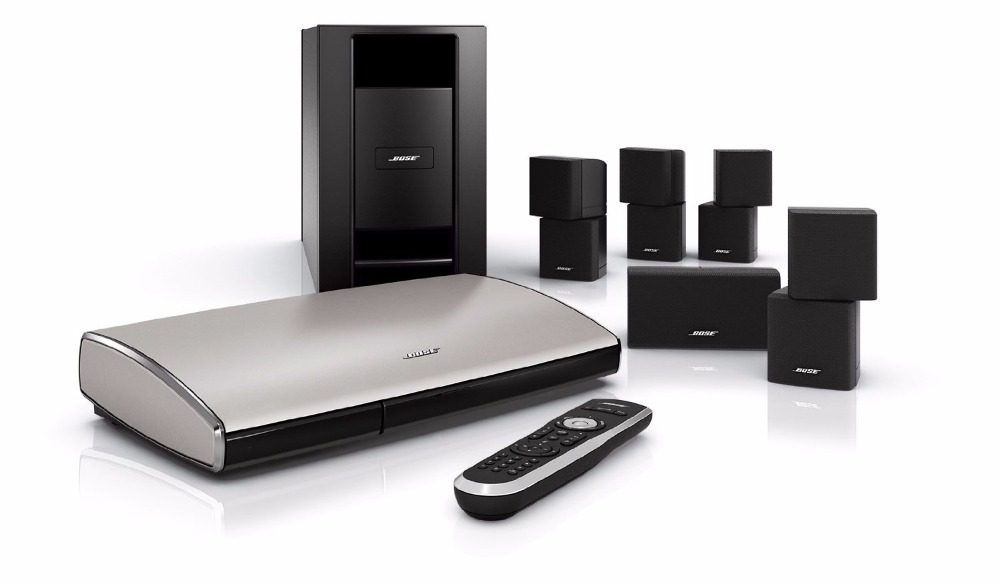T20 home theater system--Black (Discontinued by Manufacturer)