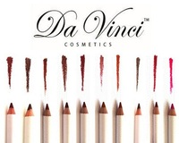 Da Vinci Cosmetics Lip Pencil - goes on soft, smooth, straight, and stays put for hours is ideal for you