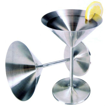 stainless steel Ice bucket with tongwith tongs