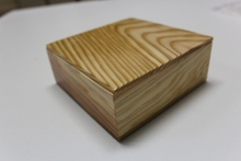 Classic , elegant laquered small cedar boxes for gift