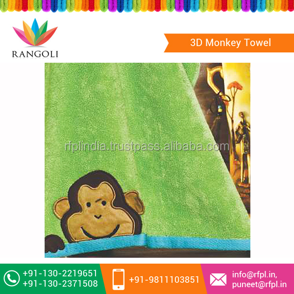 NEW Superior Quality GSM 100% Cotton Baby Kid Towel