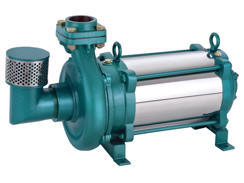 Single Phase Horizontal Openwell Submersible pumps, water pump, Stainless Steel With 3mtr Cable