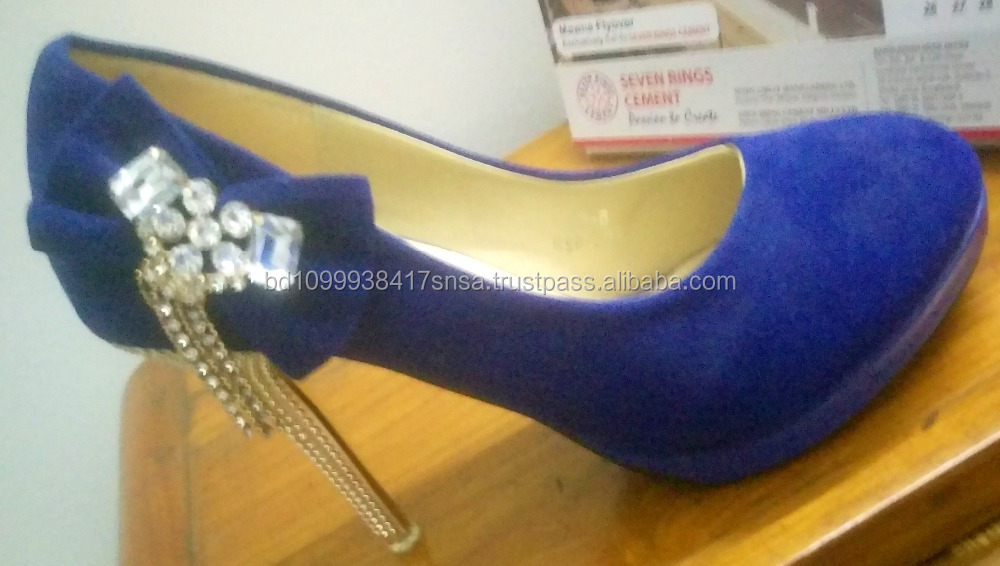 lady dress shoe,evening shoes with stones,china footwear design best sell super cheap high heels