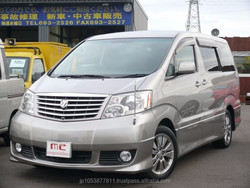 Popular used for sale supplier Toyota ALPHARD MS premium 2005 used car
