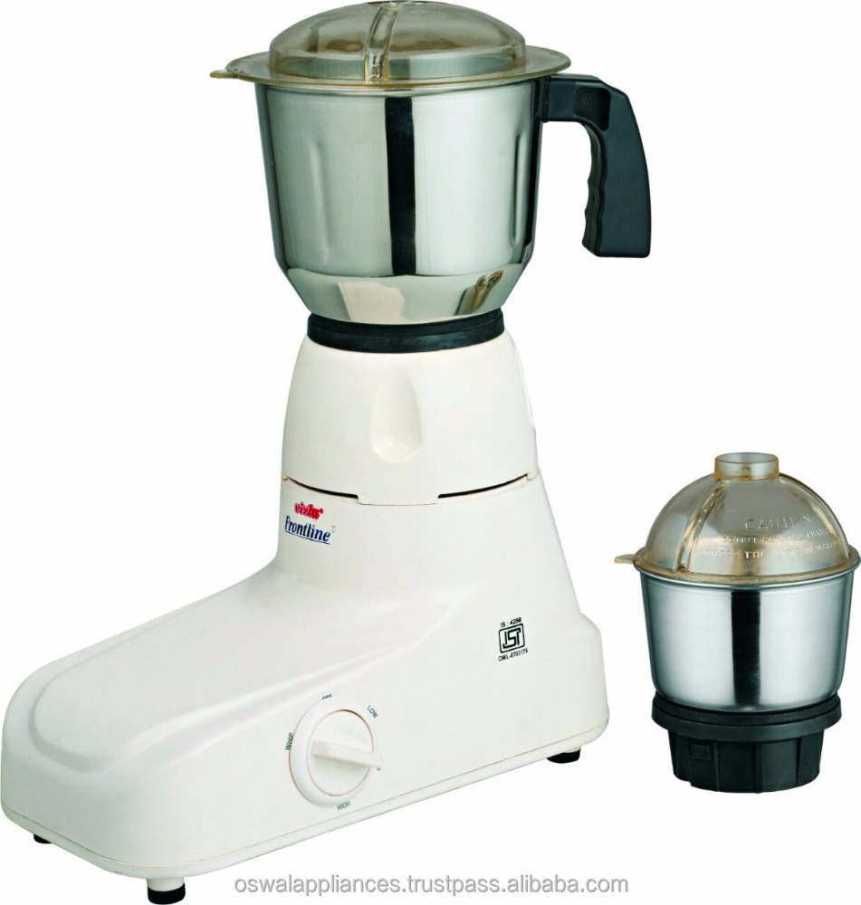 """Mini Fighter"" 350 Watts Mixer Grinder With 2 Jars"