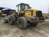 used wheel loader komatsu wa320, japan used komatsu 300 /320 /380 /400 /470 /500 /600 wheel loaders