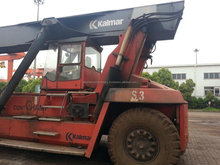 used Kalmar container reach stacker DRF450,Kalmar 50Ton reach staker For sale in China