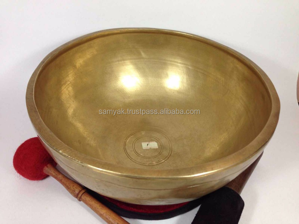 Handmade in Nepal Energy and Healing Himalayan Super Quality Singing Bowl