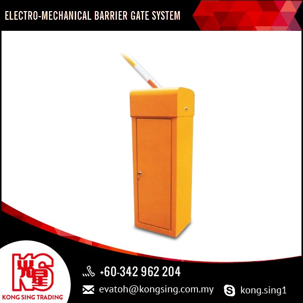 Heavy Duty Electro-Mechanical System Designed For Residential and Commercial Traffic Flow Management.