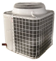 Heat Pump for swimming pools in Villas