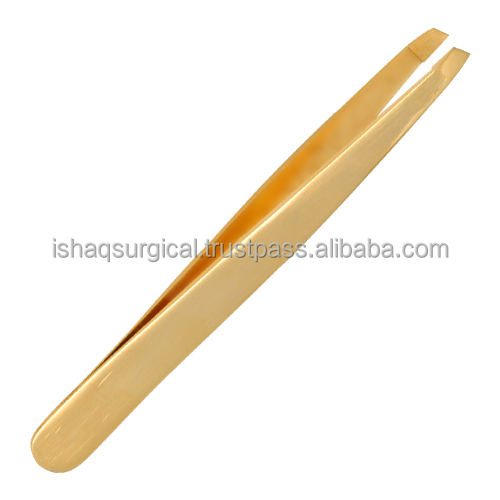 Straight Head Volume Eyebrow tweezers IS EBT 022
