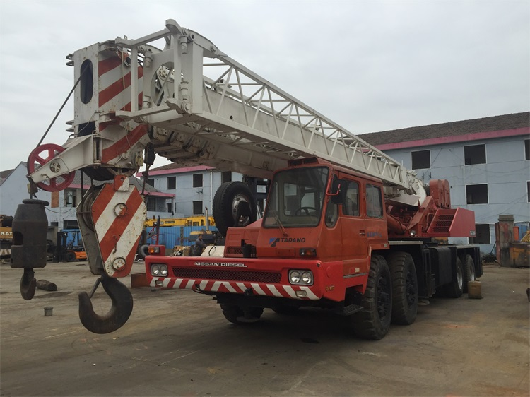 Used 70 Ton Crane TG700E Japan Original Made , Cheap Price For Sale
