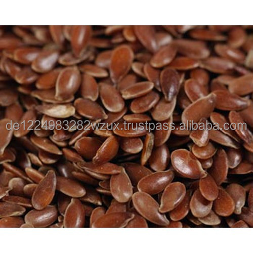 Premium Quality Organic Golden Flax Seeds