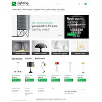 Responsive Shopify Ecommerce Website Design and Website Development for Electronic Products